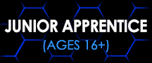 Junior Apprentice - Grades 10-12 - Ages 16+